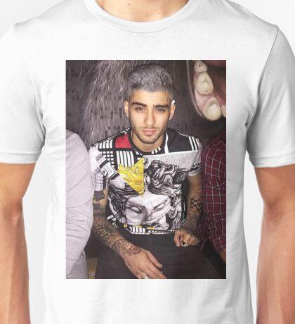 ZAYN MALIK - White hair Unisex T-Shirt