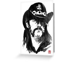 lemmy 02 Greeting Card
