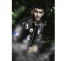 ZAYN MALIK - Photoshoot Colored by me Photographic Print
