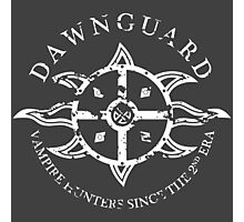 Dawnguard Vampire Hunting Photographic Print