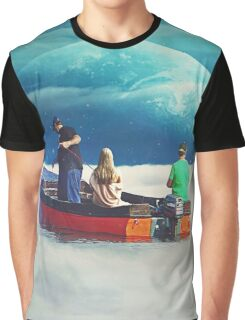 In The Same Boat Graphic T-Shirt