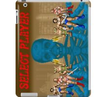 Golden Axe - Select Player iPad Case/Skin