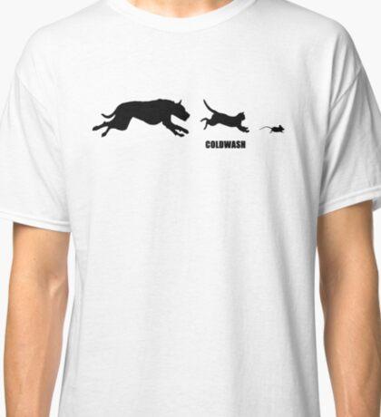 DOG CAT MOUSE Classic T-Shirt
