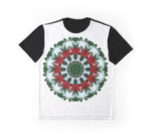 Holly Holiday Graphic T-Shirt