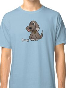The dog with a bone Classic T-Shirt