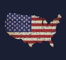 Big Country USA  Kids Tee