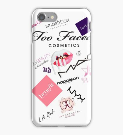 Makeup Addict iPhone Case/Skin