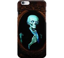 Haunted Mansion Changing Portrait iPhone Case/Skin