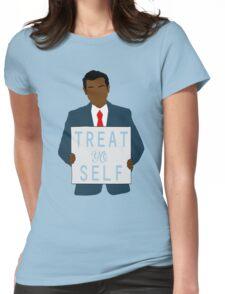 Treat Yo Self Womens Fitted T-Shirt