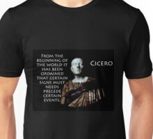 From The Beginning Of The World - Cicero Unisex T-Shirt