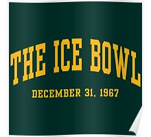 The Ice Bowl Poster