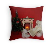 Twas the Night Before Christmas !! Throw Pillow