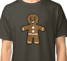 gingerbread man biscuit Classic T-Shirt