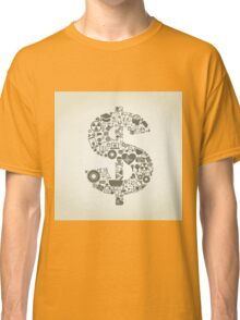 Science dollar Classic T-Shirt