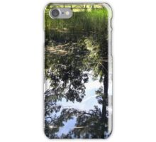 Otter Springs Pond iPhone Case/Skin