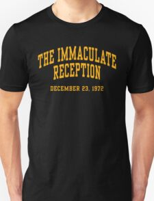 The Immaculate Reception Unisex T-Shirt
