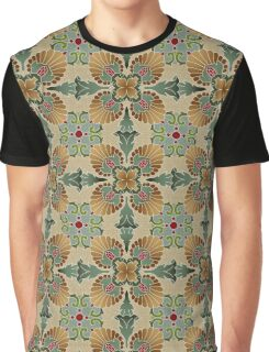 Majolica or Portugal tiles pattern Graphic T-Shirt