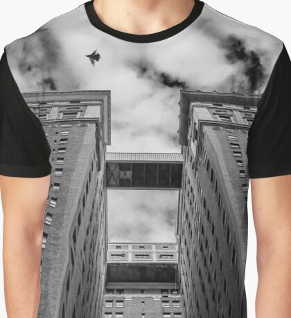 Connected Buildings | New York City, New York Graphic T-Shirt