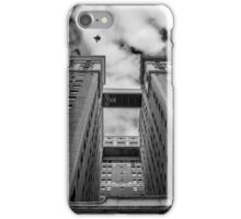 Connected Buildings   New York City, New York iPhone Case/Skin