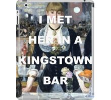 Hungry Heart at the Folies-Bergère iPad Case/Skin