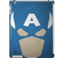 Marvel Captain America iPad Case/Skin