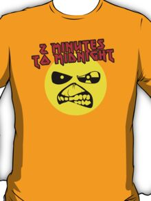 2 Minutes to Midnight T-Shirt