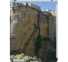 Steep Cliffs iPad Case/Skin