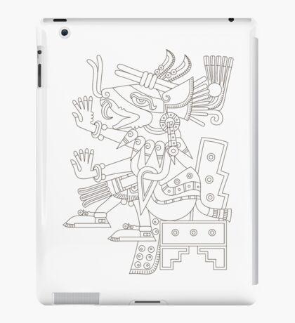 Aztec Gods iPad Case/Skin