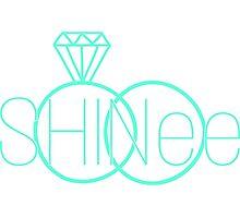 SHINee Ring Photographic Print