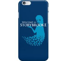 Queen of Ice and Storybrooke iPhone Case/Skin