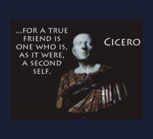 For A True Friend - Cicero Kids Tee
