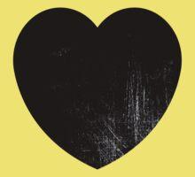 Heart One Piece - Short Sleeve