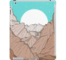 The Mountains of Old iPad Case/Skin