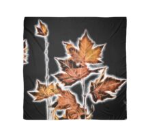 spectacular autumn colors of the leaves Scarf
