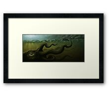 Great Expectations.. Framed Print