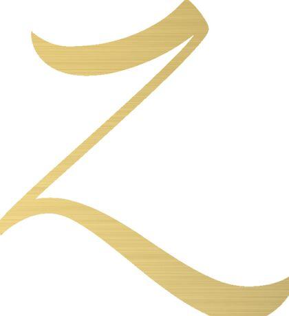 Z Initial-SB coll Sticker