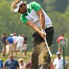 Victor Dubuisson by Kent Nickell