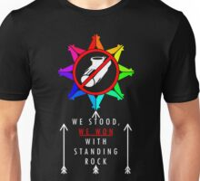 Standing Rock - We Won! Unisex T-Shirt
