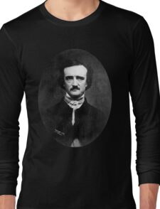 Edgar Allan Poe Long Sleeve T-Shirt