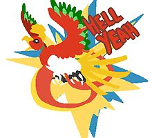 hell yeah ho-oh by rainslick