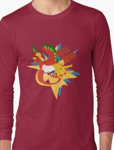 hell yeah ho-oh Long Sleeve T-Shirt
