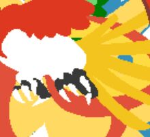 hell yeah ho-oh Sticker