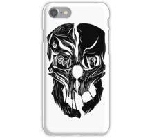 DISHONORED 2 - CORVO'S MASK iPhone Case/Skin
