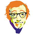 woody allen by 2piu2design