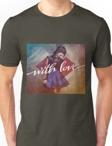 With Love- Christina Grimmie Vector Unisex T-Shirt