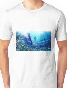 Poke Marine Biology Unisex T-Shirt