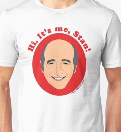 Stanley 'Stan' Zbornak from The Golden Girls Unisex T-Shirt