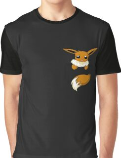Eevee in my pocket T-Shirt Graphic T-Shirt