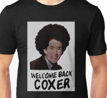 Scrubs - Welcome Back Coxer Unisex T-Shirt