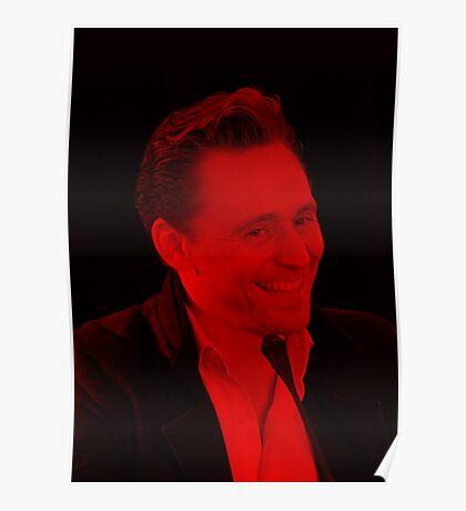 Tom Hiddleston - Celebrity Poster